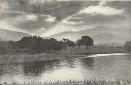 004866 - AUSTRALIA - TASMANIA - SUNSET NEAR HOBART - 1910 - Australien