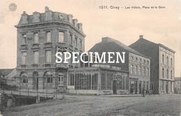 1511 Les Hôtels Place De La Gare - Ciney - Ciney