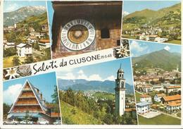 SALUTI DA CLUSONE (184) - Italy