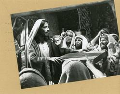 "Le Comédien  ROBERT POWELL  Dans ""  JESUS DE NAZARETH "" - Identifizierten Personen"
