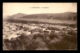 ALGERIE - SAHARA - BOU-SAADA - VUE GENERALE - Algérie