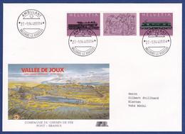 Bahnpost Vallorbe - Le Brassus (aa1997) - Ferrovie