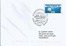 Vignette De Distributeur Inform - ATM - Pissenlit  En Graine - Phila Toscana - 2011-... Covers