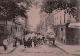 10100    PUB   PARIS     ECRITE - Frankreich