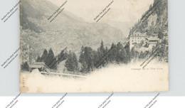 CH 1925 FINHAUT, Tete Noire - VS Valais