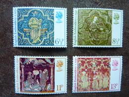 1976  Christmas  SG = 1018 / 1021 ** MNH - 1952-.... (Elizabeth II)