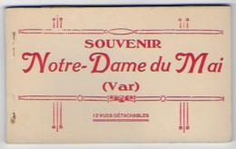Carnet Tres Propre ,  Six-fours ,  12 Vues De Notre- Dame Du Mai , Voir Recto Verso - Six-Fours-les-Plages