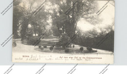 5300 BONN, Auf Dem Alten Zoll An Der Coblenzerstrasse, 1905 - Bonn