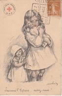 Sauvons L' Enfance. Aidez - Nous! - Croce Rossa