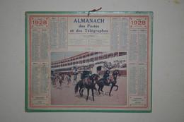 Almanach   - 1928 : Quadrilla - Calendars