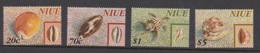 Niue  913 1998 Shells  Mint Never Hinged - Niue