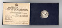 San Marino - 1978 - Lire 1000 - 150° Anniversario Della Nascita Di Leone Tolstoj - Argento - (FDC24955) - San Marino