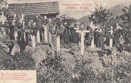 Kriegergräber 1914 / 15 - Leberau - Elsass - Lièpvre