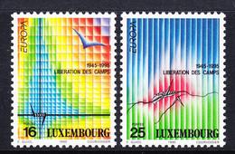 Europa Cept 1995 Luxemburg 2v ** Mnh (50142B) ROCK BOTTOM - Europa-CEPT