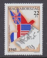 Europa Cept 1995 Hungary 1v ** Mnh (50142D) - Europa-CEPT