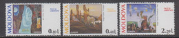 Europa Cept 1995 Moldova 3v  ** Mnh (50142F) ROCK BOTTOM - Europa-CEPT