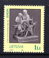 Europa Cept 1995 Lithuania 1v ** Mnh (50142L) ROCK BOTTOM PRICE - Europa-CEPT
