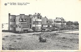 La Panne NA140: Avenue De La Reine - De Panne