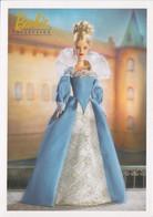 POUPEE BARBIE  PRINCESSE DE LA COUR DU DANEMARK  - COLLECTION - PUB MATTEL - Games & Toys