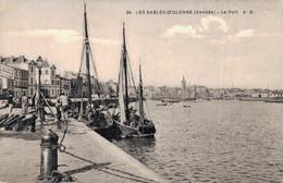 85 LES SABLES D'OLONNE LE PORT - Sables D'Olonne