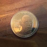 "FRANCE ""Essai"" 1 Euro De Gaulle En Bronze Florentin 1996 - Otros"