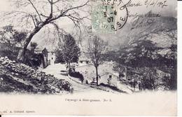 Corse, 2A, Bocognano, Paysage , édition Guittard , 1907, 2 Scans - Sonstige Gemeinden