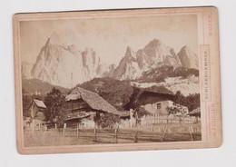 ITALY BOZEN BOLZANO J. GUGLER Nice Photo - Antiche (ante 1900)