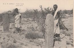 Cartolina - Postcard /  Non Viaggiata - Unsent /  Somalia, Tombe Somali. - Somalia