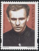 POLAND 1999 Mi 3795 Jerzy Popiełuszko - Polish Roman Catholic Priest,  Solidarity Trade Union MNH** - Christianity