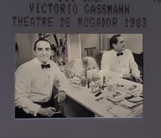EKTA - Vittorio Gassmann - 1993 Diapositive De Presse - Dias