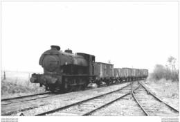Photo Jacques H. Renaud Format CPA Le Train Ligne Boisleux Marquion - Otros Municipios