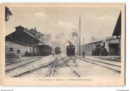CPA 68 Mine De Potasse Amelie 1 Wittelsheim - Chemin De Fer Industriel - Autres Communes