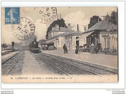 CPA 22 Lamballe La Gare - Lamballe