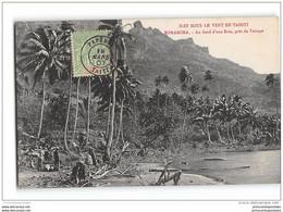 CPA Tahiti Borabora Au Fond D'une Baie Pres De Vaitape - Polynésie Française