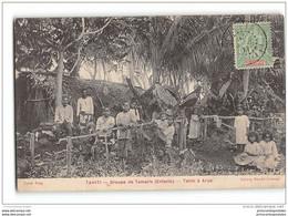 CPA Tahiti Groupe De Tamaris à Arue - Polynésie Française