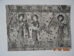 Lorsch, Torhalle Des 774 In Gegenwart Karis D. Gr. Gewelhten Klosters. Gotische Wandmalerelen Des Oberen Raumes ....1385 - Schilderijen