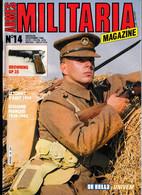 MILITARIA N 14 / Novembre 1986 (voir Detail) - Français