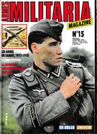 MILITARIA N 15 / Decembre  1986 (voir Detail) - Français