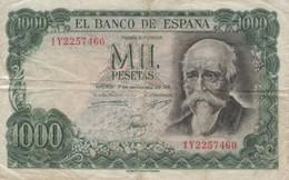(B0138) SPAIN, 1971 (1974). 1000 Pesetas. Commemorative Issue. P-154. VG - [ 3] 1936-1975 : Regime Di Franco