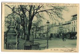 GIRONDE - BLAYE - Place De La Fontaine - Blaye