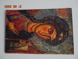 Archange. Icone Vers 1200 A.D. Monastere De Saint Chrysosotome. Expo Chypre - Musee Des Arts Decoratifs Paris 8 Nov 67 - Malerei & Gemälde