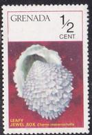 Grenada, 1975 - 1,2c Leafy Jewel Box - Nr.652 Usato° - Grenada (1974-...)