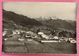 ST-LEGIER - EN AVION ... SUPERBE CARTE - VD Vaud