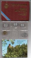 San Marino - 1975 - Serie Ridotta (5 Monete ) - Con Custodia E Garanzia - (FDC24958) - San Marino