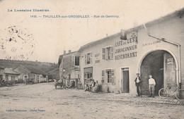 N°4856 R -cpa Thuilley Aux Groseilles -rue De Germiny- - Sonstige Gemeinden