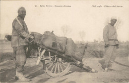 China - Petits Metiers Brouette Chinoise - Little Crafts Chinese Wheel Barrow - 1915 - China