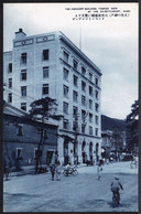 OLD CPA * KOBE , The Crescent Building Towers At The Ex Settlement - RARE !!! - Kobe