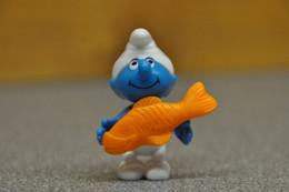 PEYO Smurf-schtroumpf-schlumpf Ferrero 2001 - Monoblocchi