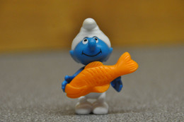 PEYO Smurf-schtroumpf-schlumpf Ferrero-kinder 2001 - Figuren
