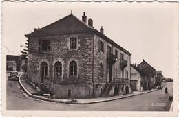 F3463 MOUCHARD - VUE SUR LE VIEIL HOTEL DE VILLE - ANNEES 1950 - Andere Gemeenten